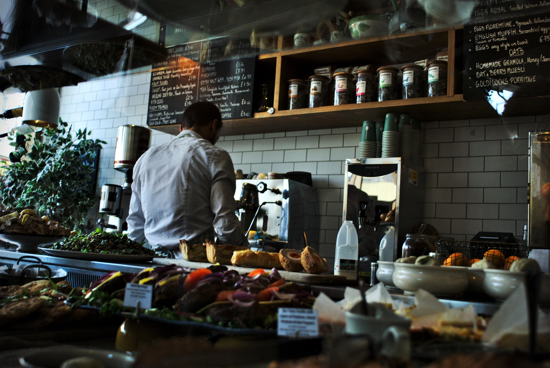 ヴィーガン カフェ レストラン