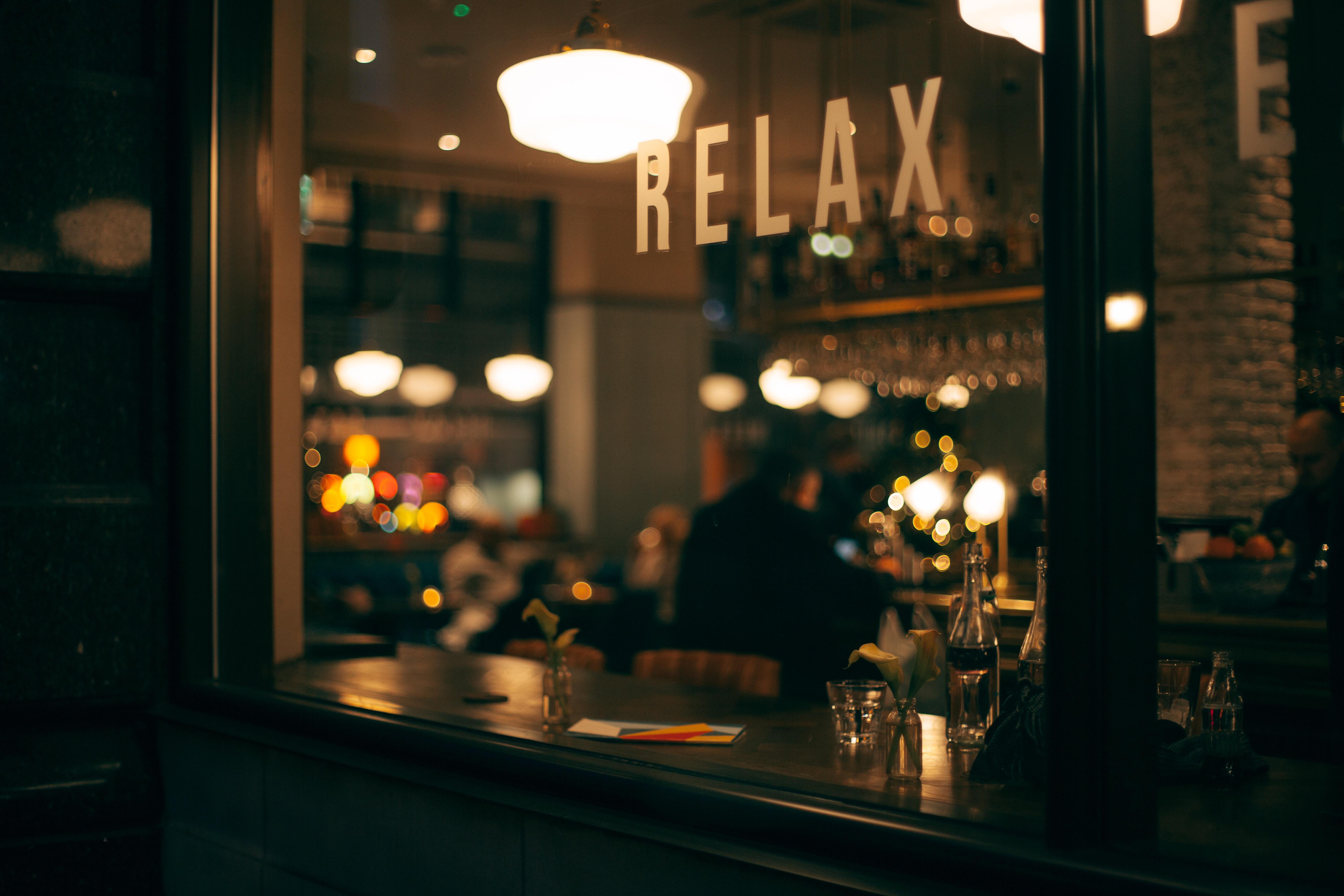カフェ バー